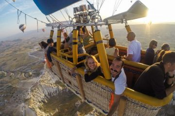 Cappadocia Hot Air Balloon Tour