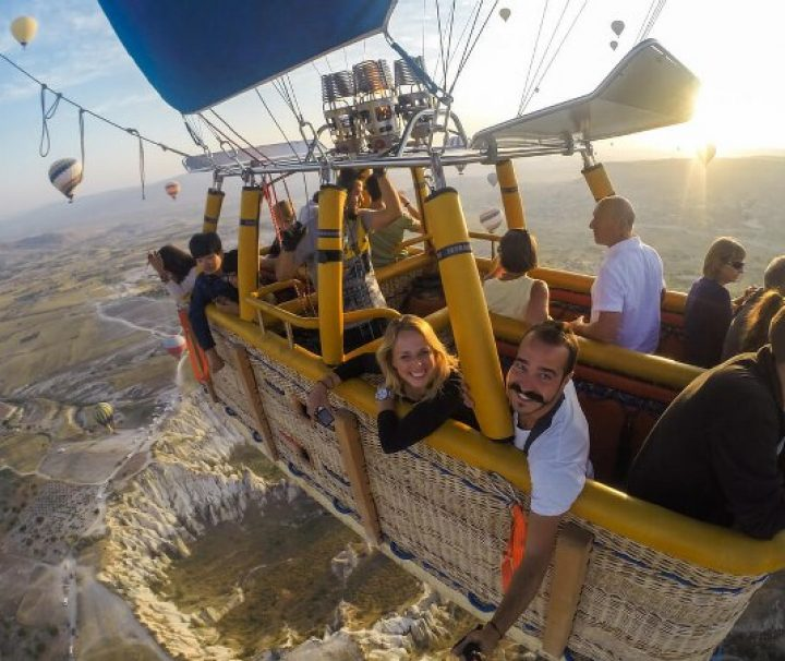Cappadocia Hot Air Balloon Tour
