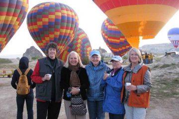 Cappadocia Hot Air Balloon Flight Deluxe