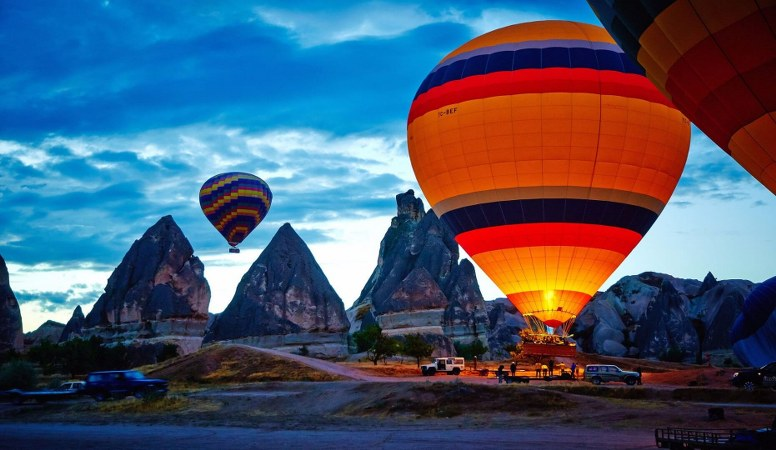 Cappadocia Hot Air Balloon Flight Comfort