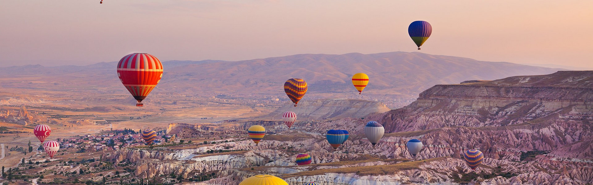 comfort cappadocia hot air balloon ride