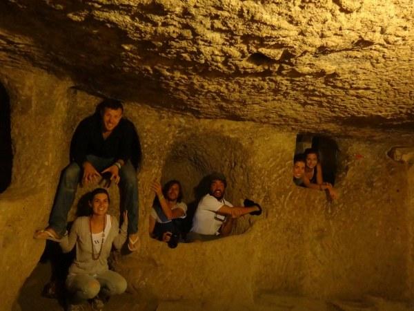 Cappadocia Red & Green Tours
