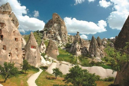 Tours From Hotels in Cappadocia
