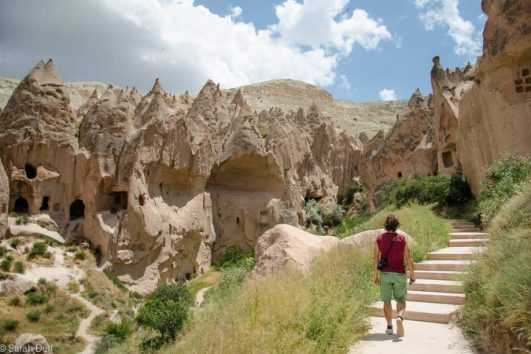 Cappadocia Tour Package From Izmir