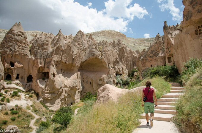 Cappadocia Tour Package From Izmir