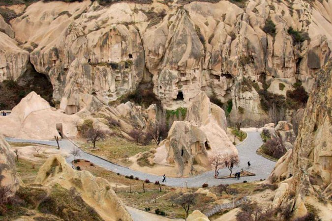 Cappadocia Red - Green & Blue Tours