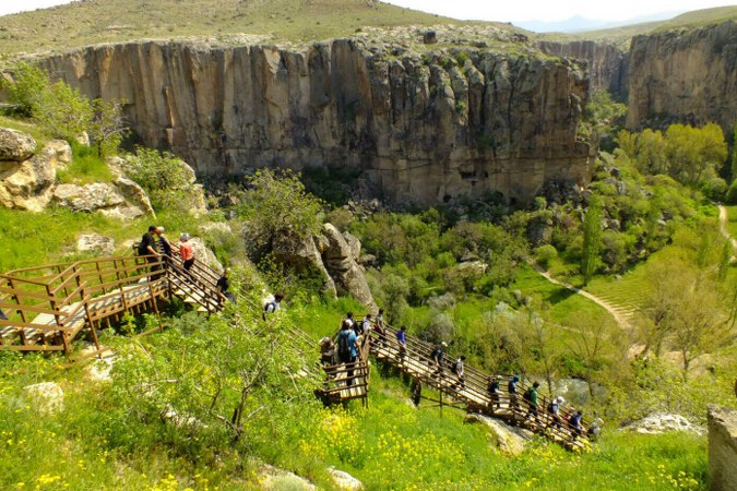 Cappadocia Red - Green & Blue Tours