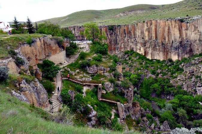 Cappadocia Tour Package From Kayseri