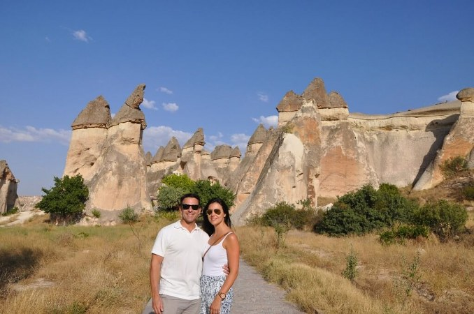 Antalya to Cappadocia Package Tour