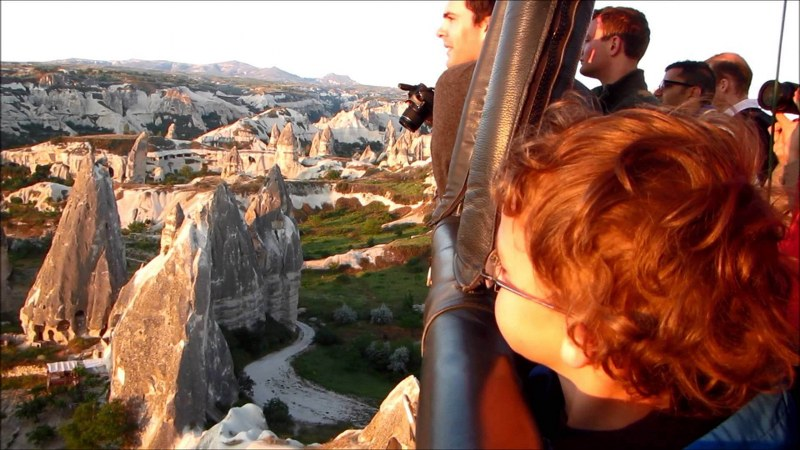 Balloon Ride & Highlights of Cappadocia Tour