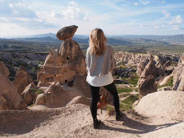 Cappadocia Day Tour From Kayseri Airport