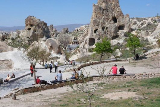 Cappadocia Day Tour From Nevsehir Airport
