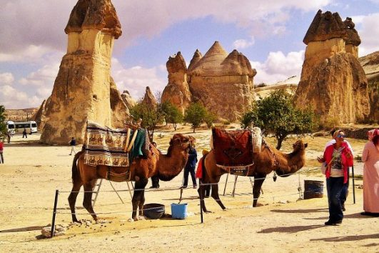Cappadocia Tours From Other Cities