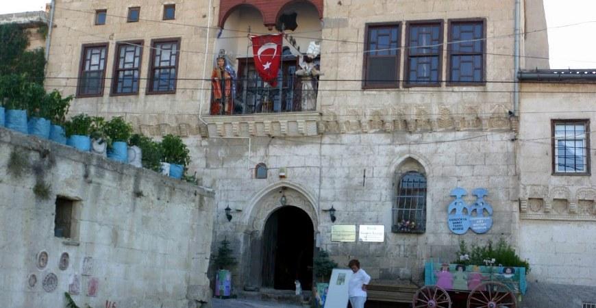 Cappadocia Sinasos Tour