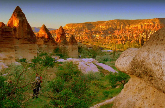 Cappadocia Tour From Fethiye