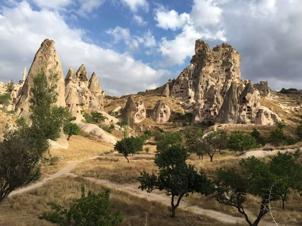 Cappadocia Tour From Nevsehir Airport