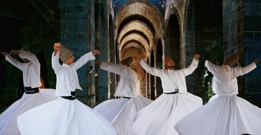 Cappadocia Whirling Dervish Show