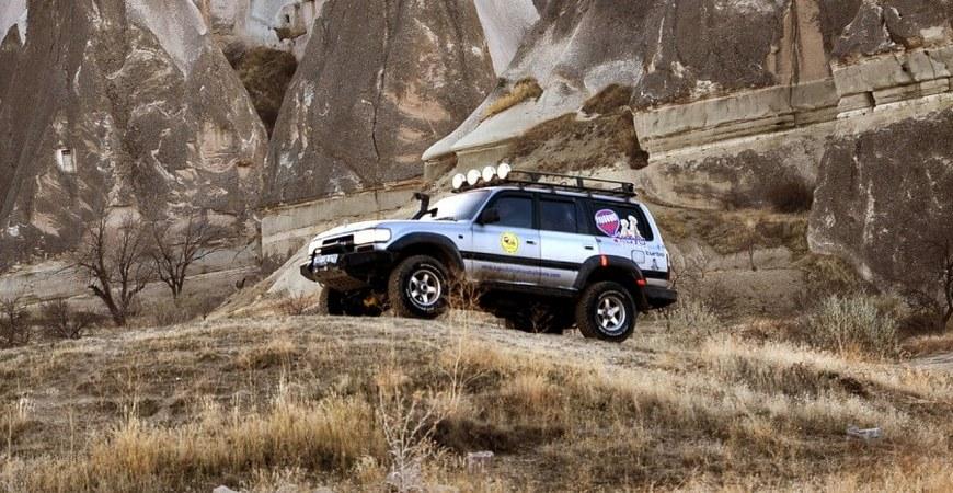 Cappadocia Jeep Safari