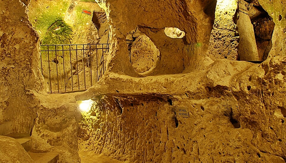 Drinkuyu Underground City