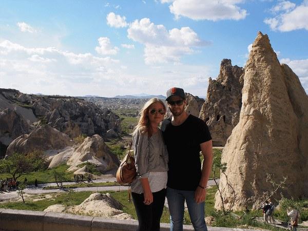 Kusadasi Selcuk To Cappadocia Bus Tour