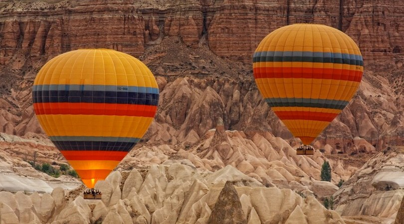 Kusadasi Selcuk To Cappadocia Bus