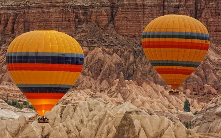 Kusadasi Selcuk to Cappadocia