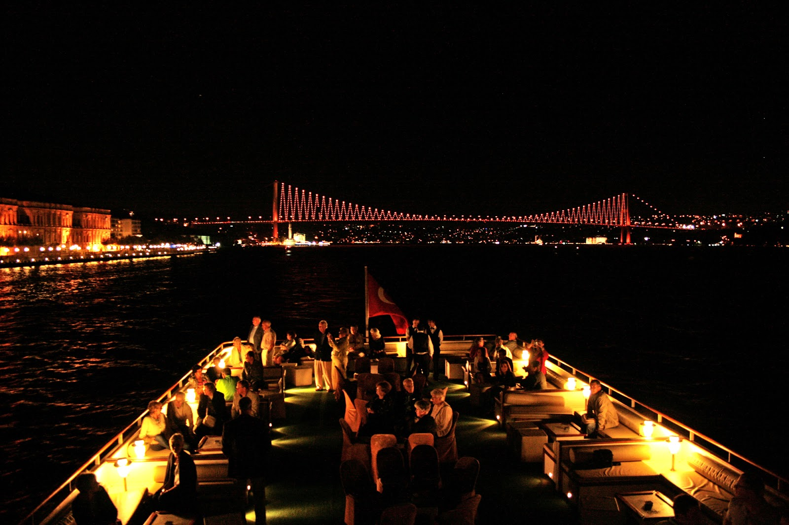 Bosphorus Dinner Cruise 6