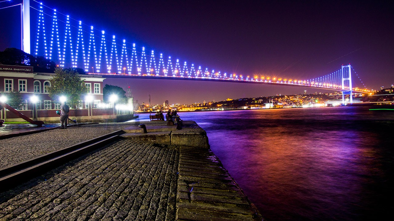 Bosphorus Dinner Cruise Istanbul 3